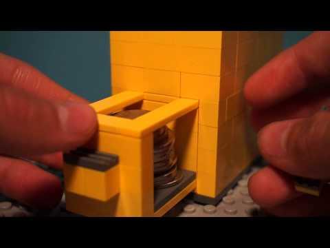Lego Safe V2 [NEW MECHANISM]