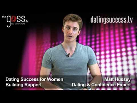 Matt Hussey - Dating Tips for Women - Building Rapport (GetTheGuy)