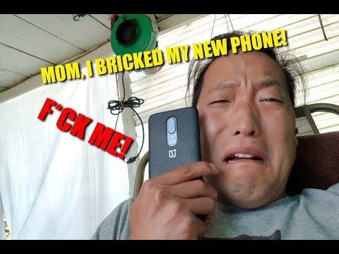 How to Unroot OnePlus 6 in Bootloop/Hard-Brick!