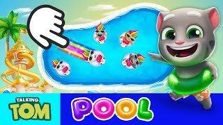 Talking Tom Pool - How to Play Tutorial (Part 2)