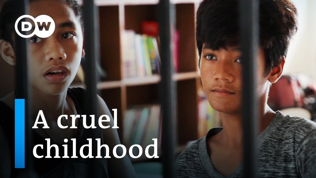 Street children in the Philippines | DW Documentary