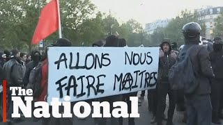 Macron, Le Pen make French history