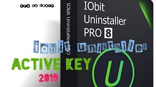 IObit Uninstaller 8 5 Pro Serial Key June 2019 (100% Working)