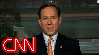 Santorum: How could WH have known about Jackson?