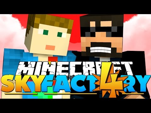 Download Minecraft: SkyFactory 4 -WE HAVE THE WILL TO LIVE!! [14]