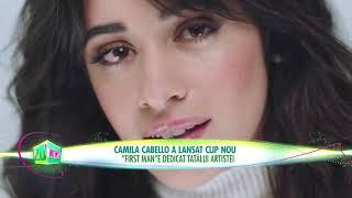 ZU News | Camila Cabello ( ON AIR @29 iunie 2020 )