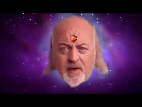 Comedian Bill Bailey plays No Man's Sky on PS4