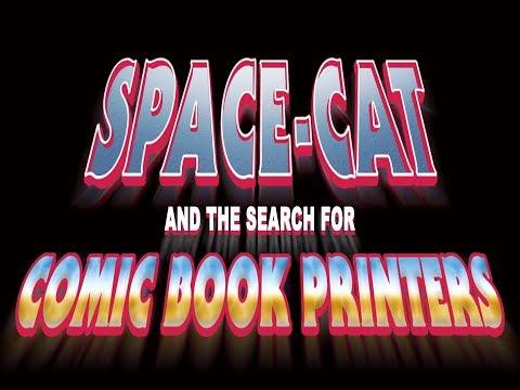 Series Intro: Printing Comic Books