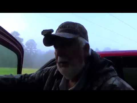 Swamp Buck down! Capt Buster Strikes 1st!