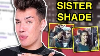 CELEBRITY CAUGHT ALLEGEDLY SHADING JAMES CHARLES ON THE RED CARPET