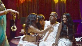 jp yadav Romance with three women mirzapur 2 scene 🔥
