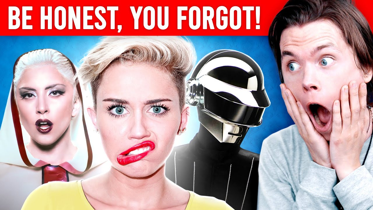 Songs You Totally Forgot About! #3