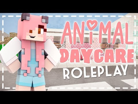 Minecraft Roleplay | Animal Daycare: Introduction ♥ | Mousie