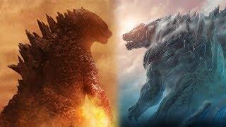 GODZILLA (Legendary) vs GODZILLA (Monster Planet)
