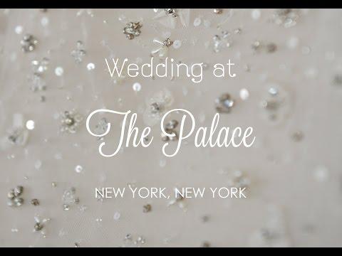 The Palace Hotel Wedding