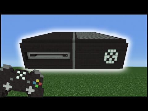Minecraft Tutorial: How To Make An Xbox One House