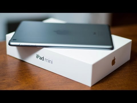 iPad Mini 2 Unboxing