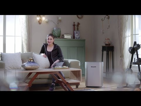Honeywell Air Touch: Fight indoor air pollution every season