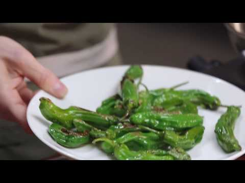 Chef'd Tips Casey Thompson: Shishito Peppers