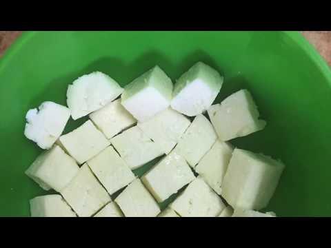 Homemade Paneer | How to make Paneer at Home | Paneer Recipe