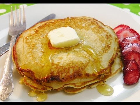 Eggless Pancake - Quick and Easy
