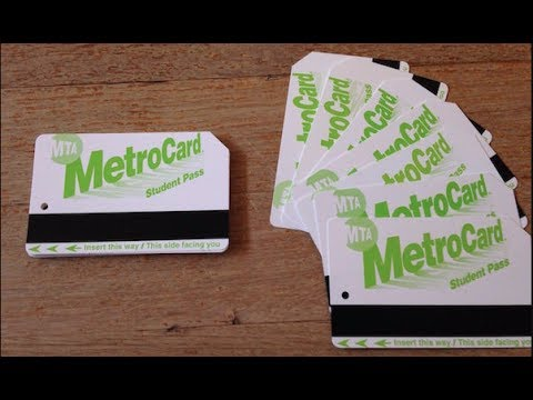 Who wants some free School Metro card???