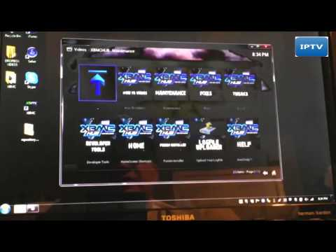 Smart TV How to install XBMC Gotham on Windows   How to configure XBMC on Windows