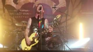 Stone Sour - Through Glass (dedicated to Chester Bennington) - Mansfield, MA - July 20, 2017