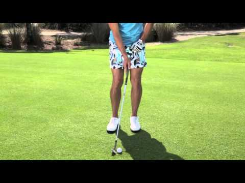 How To Hit High And Low Chip Shots
