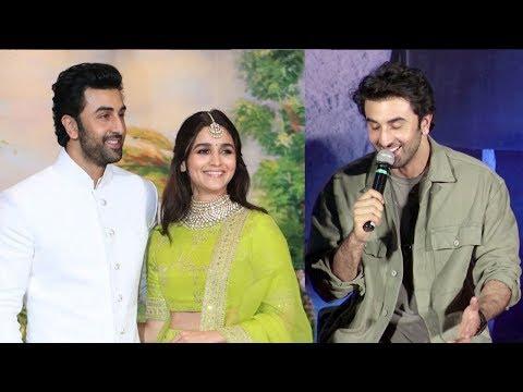 Ranbir Kapoor CONFIRMS His Relationship With Girlfriend Alia Bhatt After Break Up With Katrina Kaif