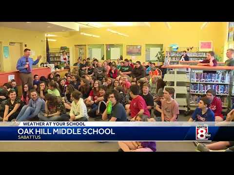 Weather At Your School: Oak Hill Middle School
