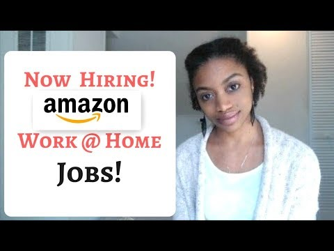 Amazon Is Hiring + Get Paid $125 For 4 Hours!