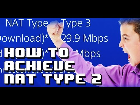 HOW TO FIX NAT TYPE & GET NAT TYPE 2 on PS4 (ALL METHODS) | Karlobster