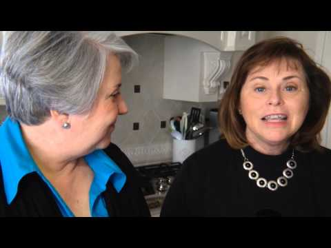 The Electrified Cooks talk about their new cake mixes for the slow cooker