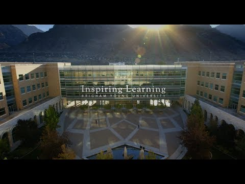 BYU's Inspiring Learning Initiative with President Kevin J Worthen
