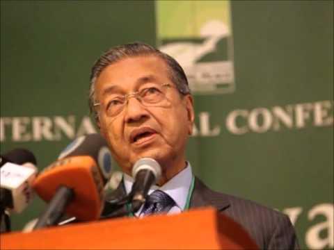 Tun Mahathir urges Muslim countries to save Rohingyas