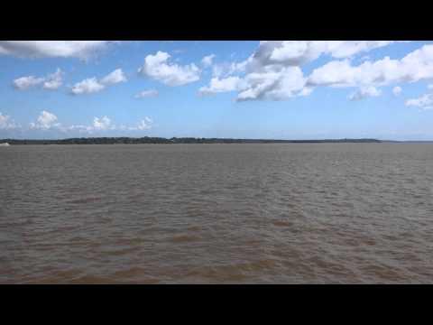 Barco Rio Amazonas Santarém para Óbidos Pará Brasil Boat Amazon River Brazil 4)