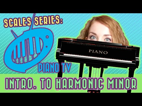 Introduction to Harmonic Minor Scales