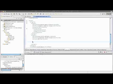 WebLogic Server with Maven and Eclipse