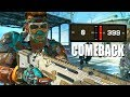 Black Ops 4 quot399 0 DOMINATION COMEBACK WINquot BEST COMEBACK IN CALL OF DUTY HISTORY BO4 Gameplay