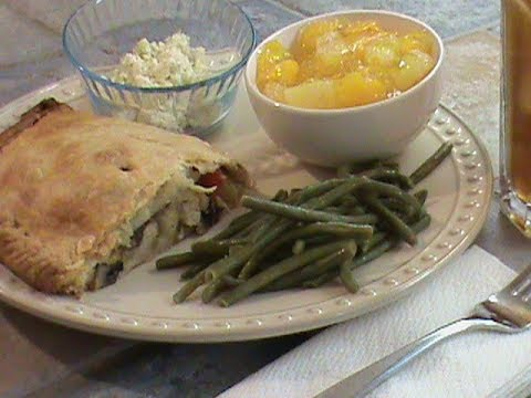 A Pie With Stir Fry Leftovers Suggested By A Viewer