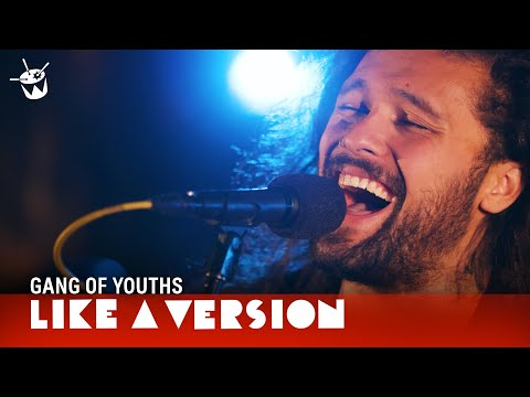 Gang of Youths cover The Middle East 'Blood' for Like A Version