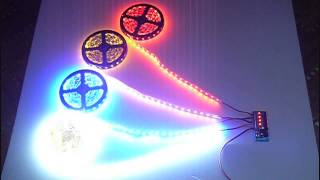 4 Channel Lights Show LED Controller Chaser
