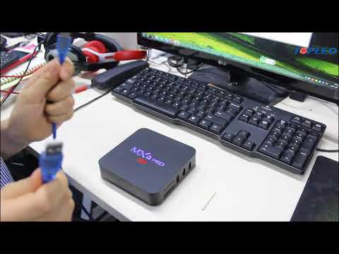 How to upgrade firmware android tv box MXQ pro - PakVim net HD