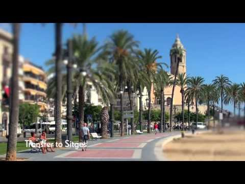 Barcelona shore excursion - Transfer to Sitges - Cunard