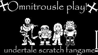 RemindATale Sans battle![Demo,undertale fangame] - 朱印豆腐`s