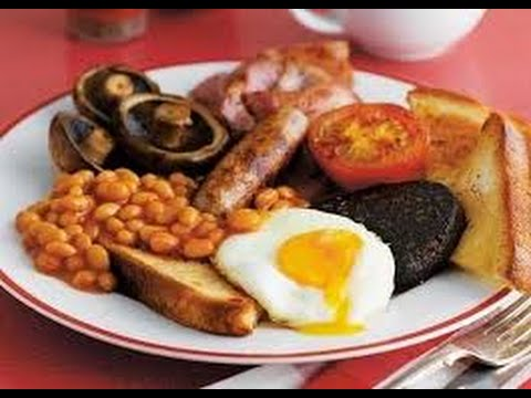 HOW TO COOK A HEALTHY FULL ENGLISH BREAKFAST PART 1