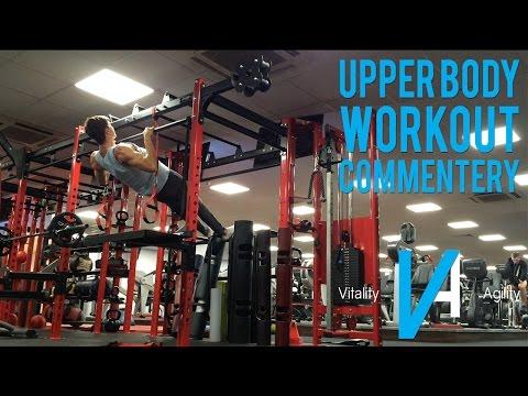 Upper Body Calithenics/Gymnastics Workout