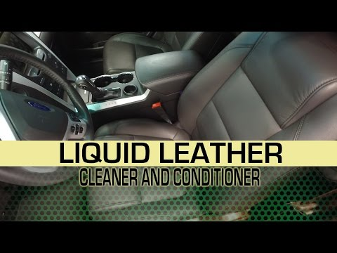 3D Products LIQUID LEATHER
