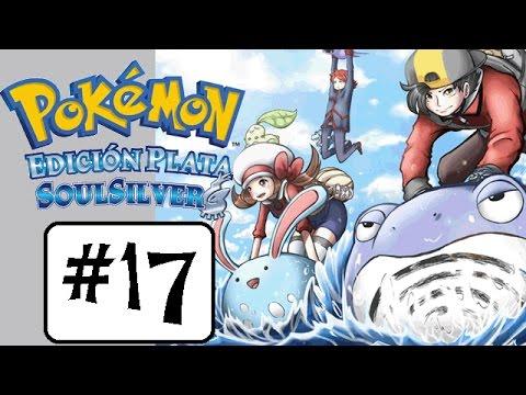 17#Conseguir las MO Surf y Fuerza - Pokemon Soul Silver